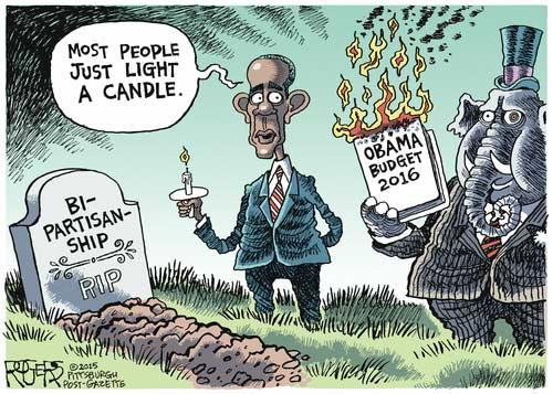 bi-partisanship