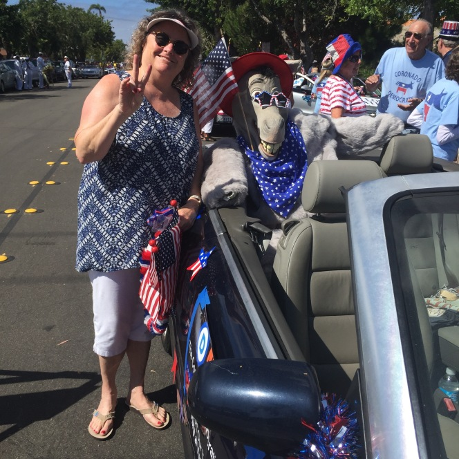 Coronado's Annual Independence Day Parade