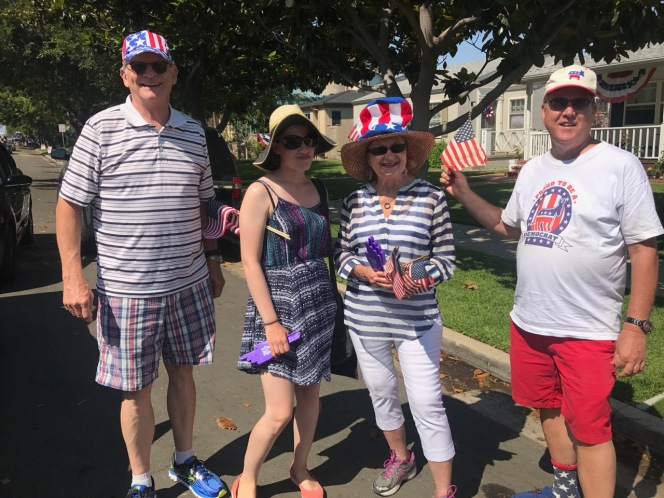 Dems Celebrate at Our 4th of July Parade